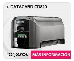 DATACARD-CD820