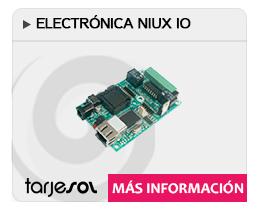 ELECTRONICA-NIUX-IO